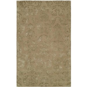 "Hand Tufted Indian ""Benares Collection"" Rug"