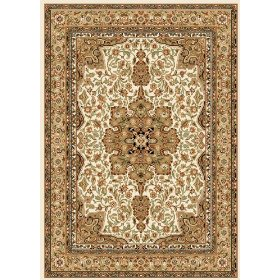 Home Dynamix Royalty Ivory-Traditional Area Rug