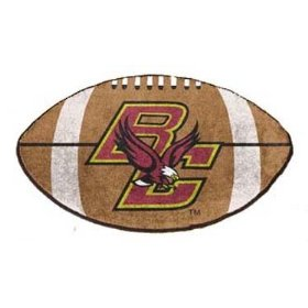 Boston College Football Rug- 22x35""