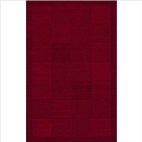 10 x 13 Red Area Rug-Kaleen Raasta